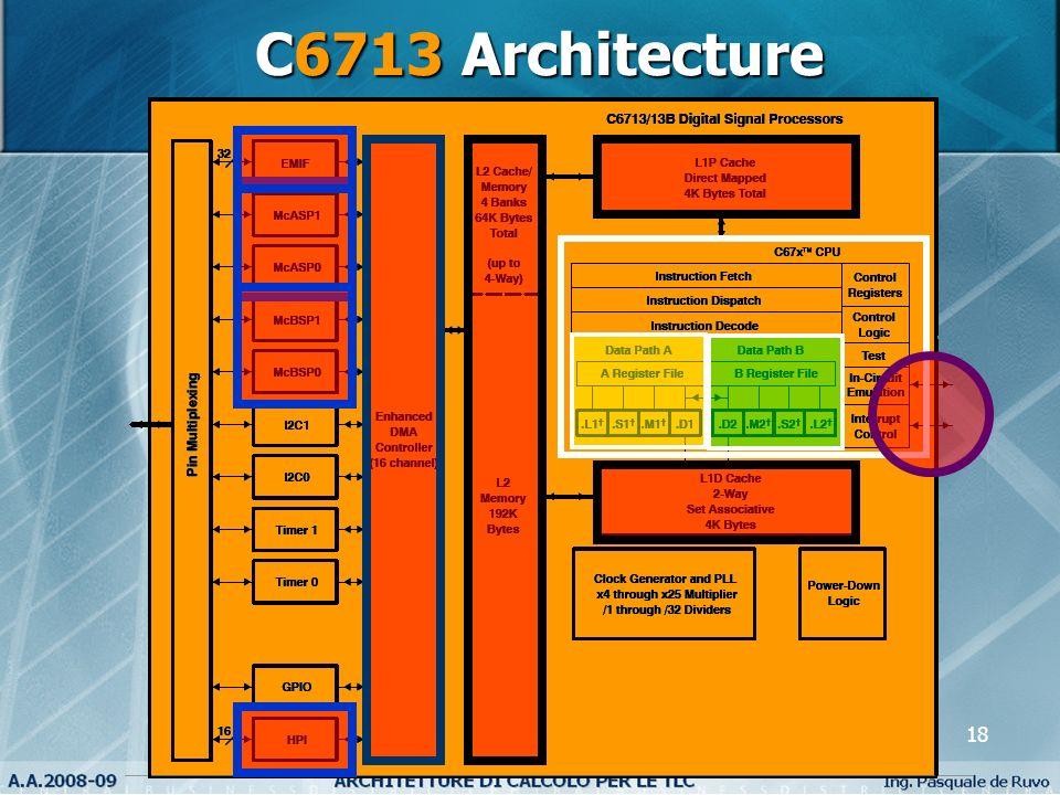 C6713 Architecture HIDDEN FOIL