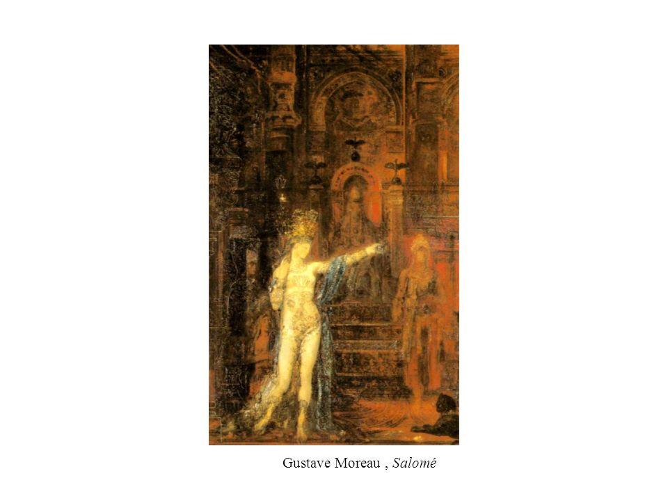 Gustave Moreau , Salomé