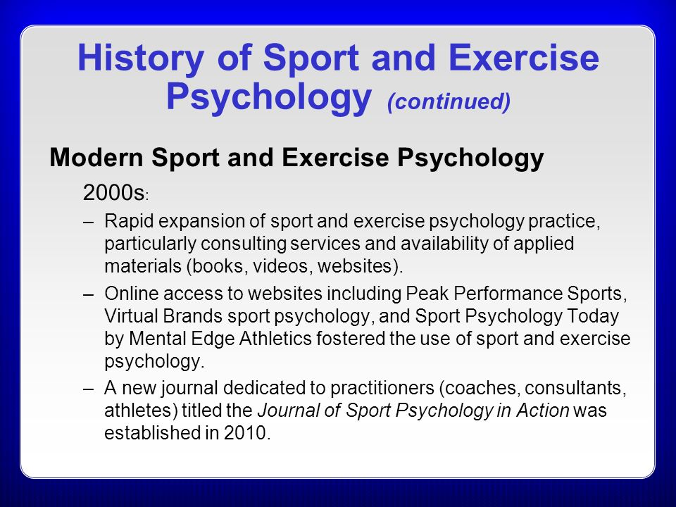 sport and exercise psychology essay Become an expert in the fields of sport and exercise psychology apply your  psychological knowledge to enhance the personal development and  performance of.