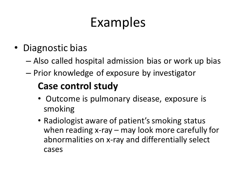 volunteer bias case control study Interpretation of robis tool in evaluating the risk of bias the 100 top-cited tuberculosis research studies the methodological quality assessment tools.