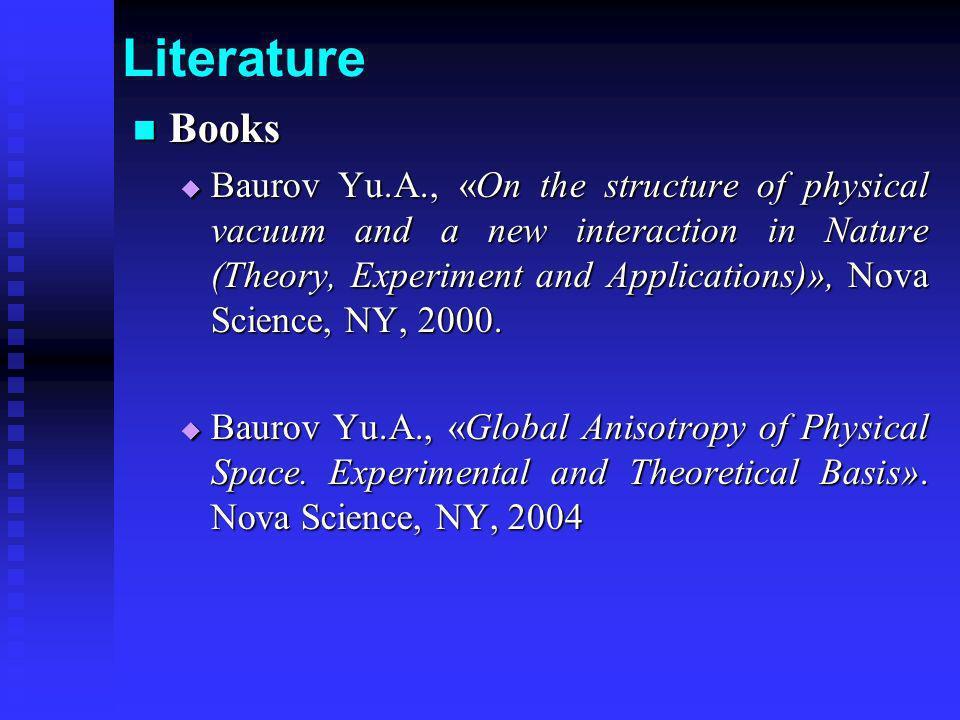 Literature Books.