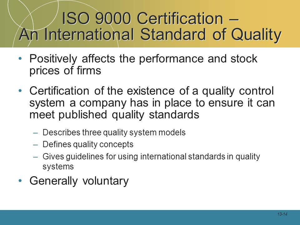 how to become iso 9000 certified