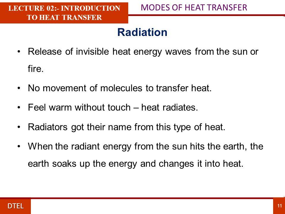 modes of heat transfer pdf