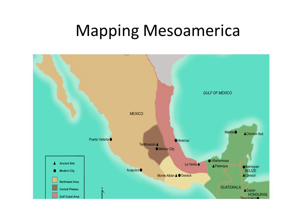 States and empires in mesoamerica ppt download 3 mapping mesoamerica gumiabroncs Image collections
