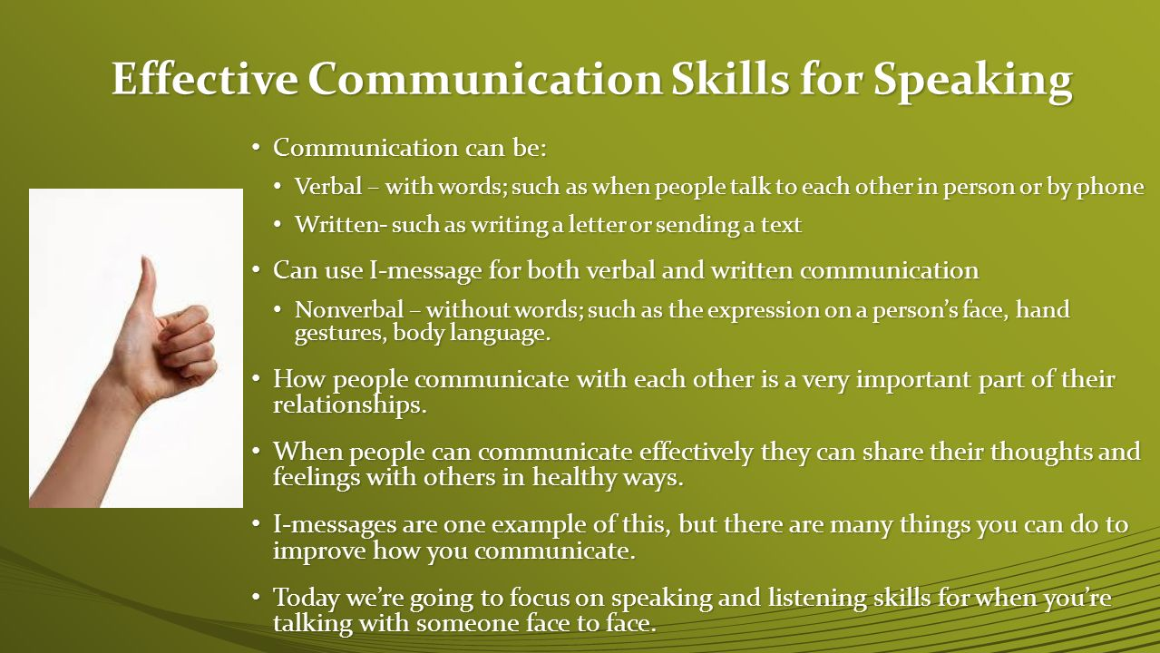 how to write effective communications Effective communication page i characteristics of emergency communications write your goals on the worksheet on the following page and use.