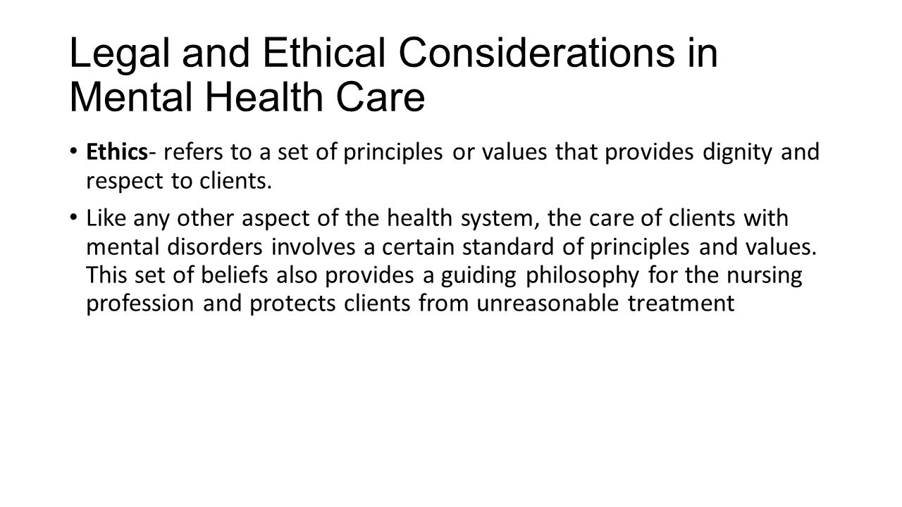 case study with ethical dilemma in healthcare