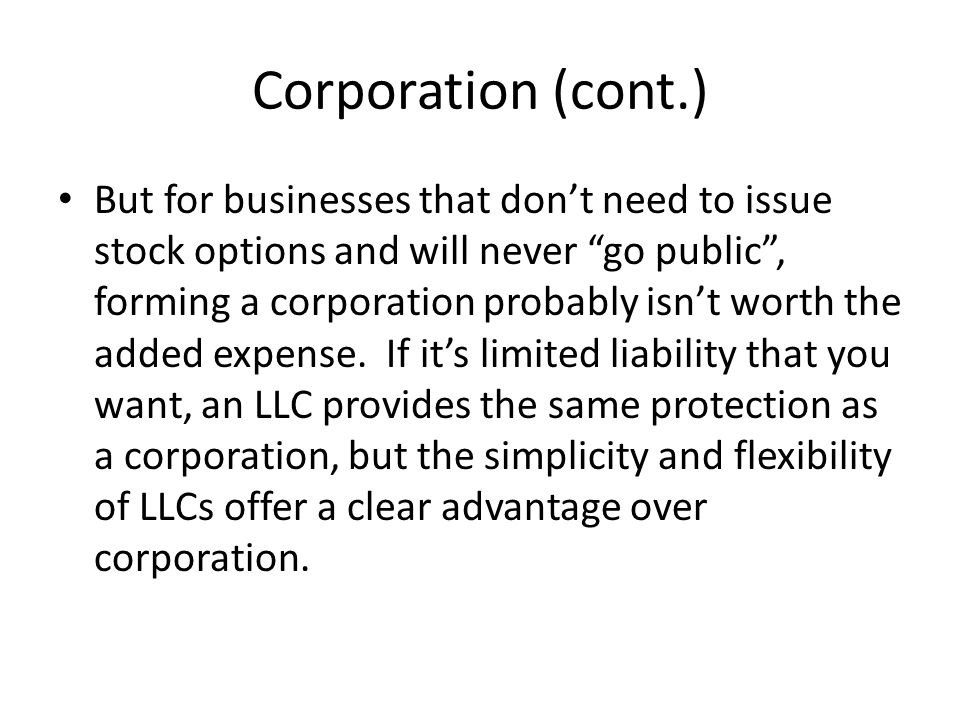 Stock options when a company goes public