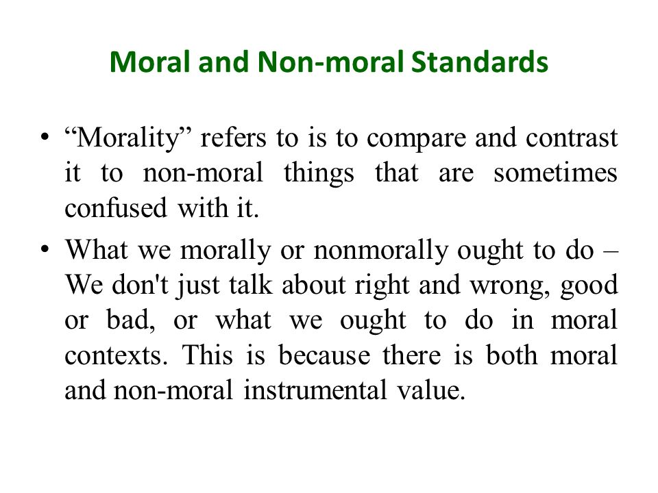 Moral Judgment: Characteristics, Types, Examples