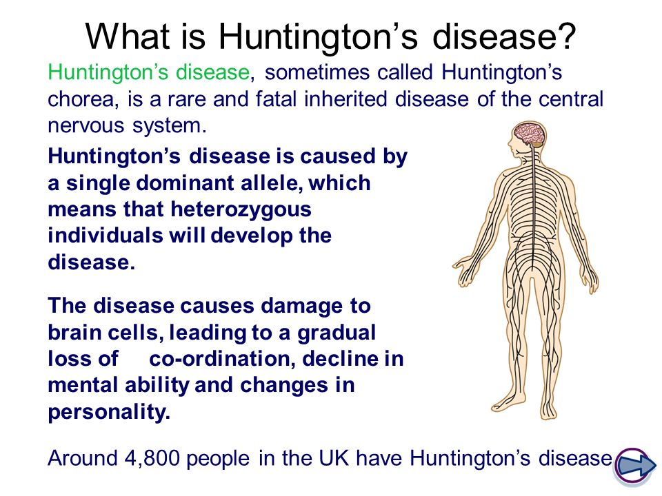 Case Study: Huntington's Disease and Personal Autonomy