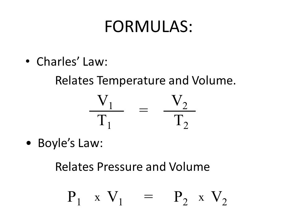 Boyles and charles law worksheet 2