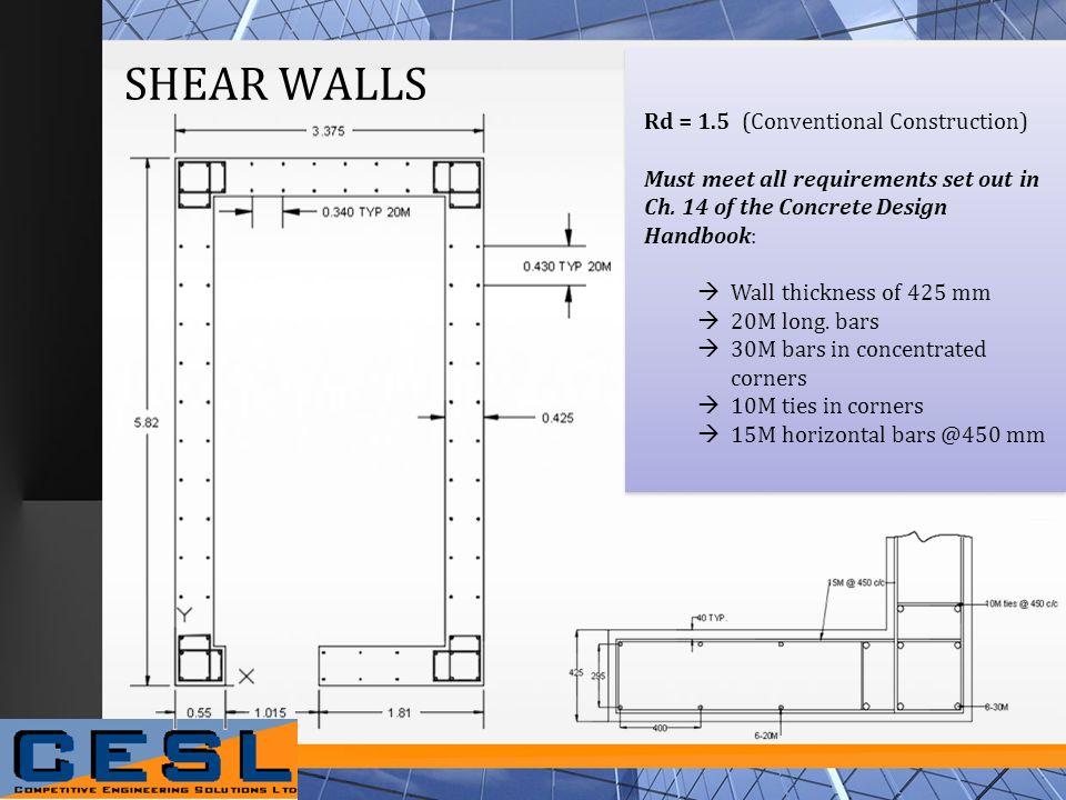 Shear Wall Design Download : Cesl hotel unique toronto chris o brien eric fraser