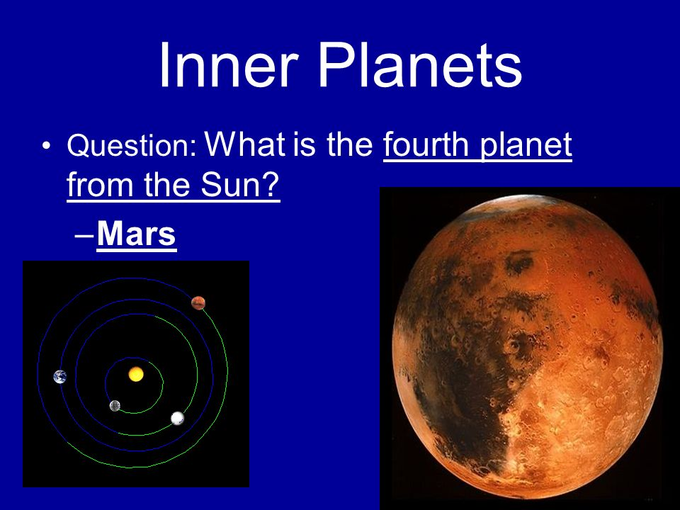inner planets the sun by - photo #1