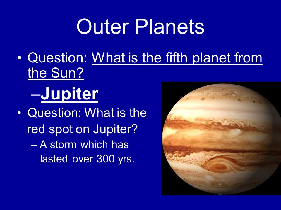 is jupiter a inner or outer planet - photo #9