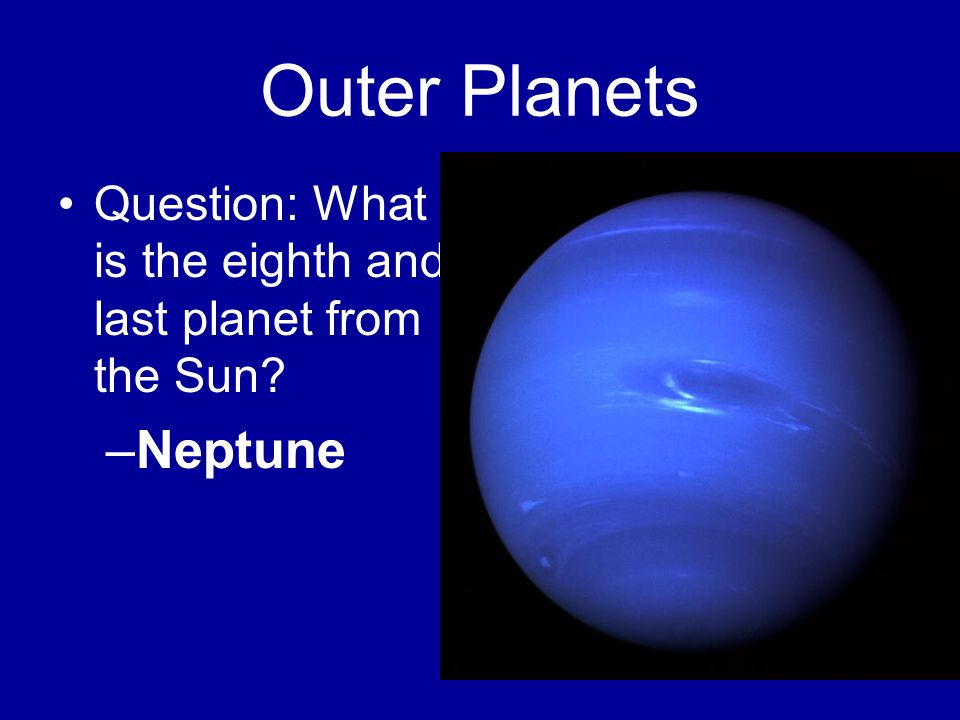 the sun and the outer planets - photo #12