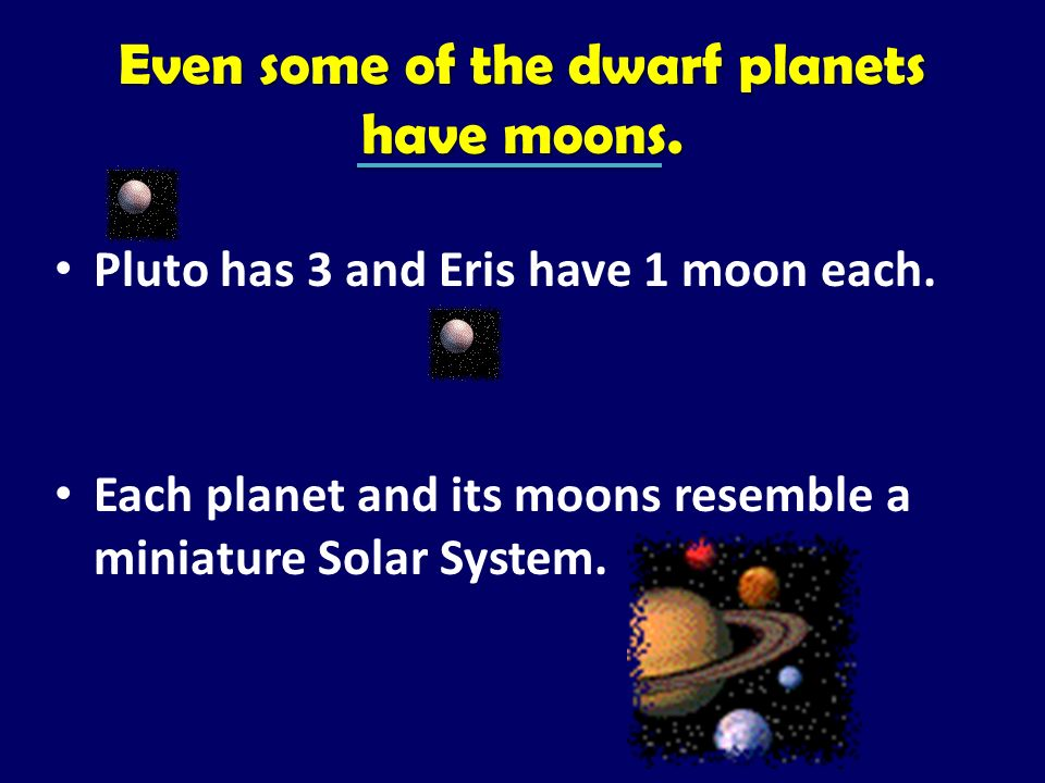 planets dwarf planets and moons - photo #36