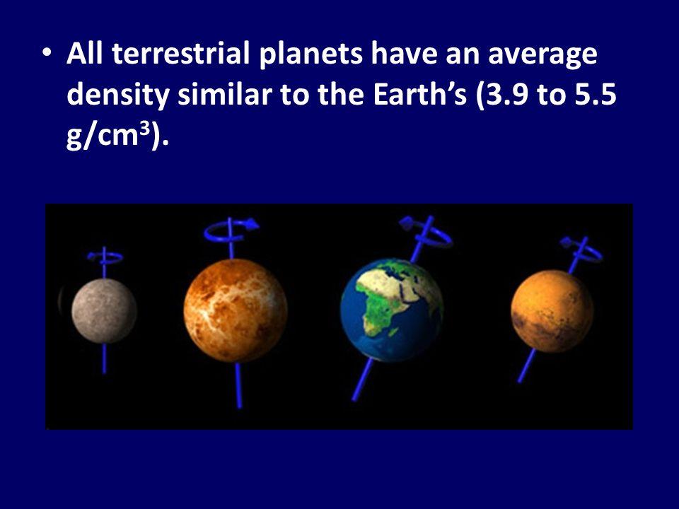 jovian planets density - photo #17