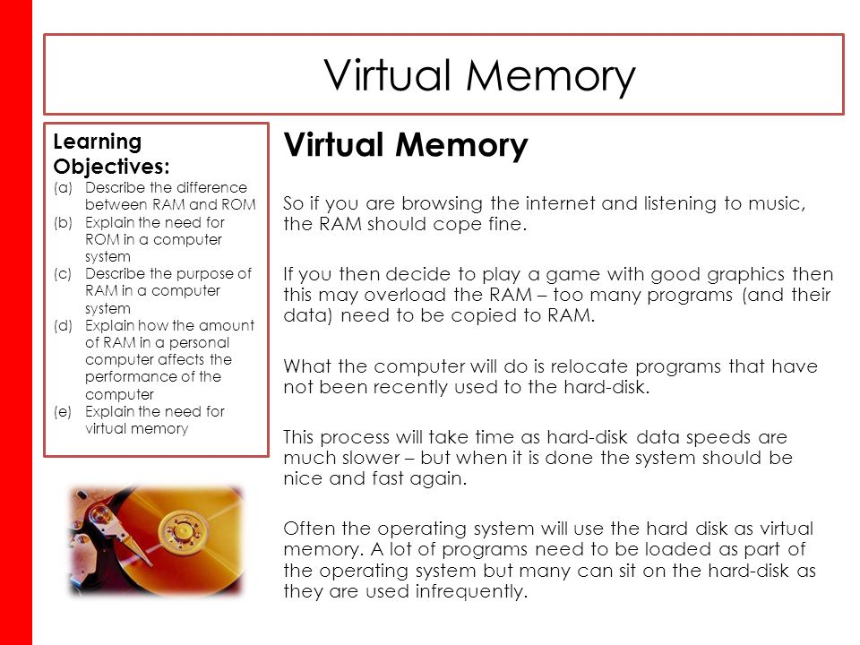 what is the difference between secondary storage ram and rom What is the difference between ram and memory ram is a high speed form of primary storage it's here that the data and instructions of a.