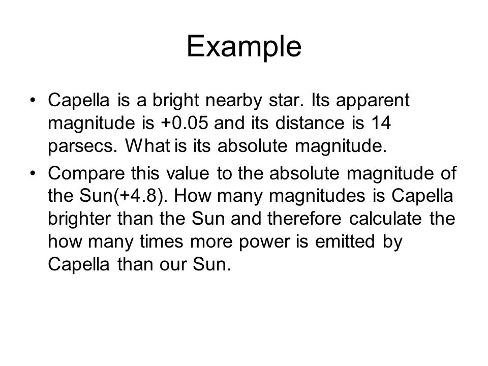 magnitude absolue céphéide
