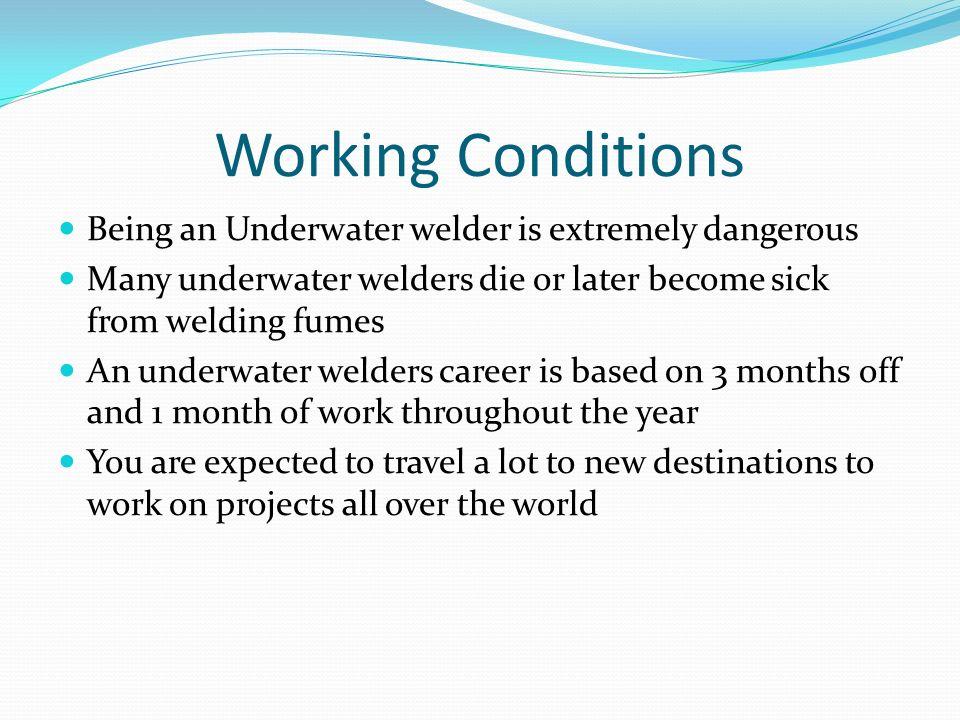 underwater welding diagram
