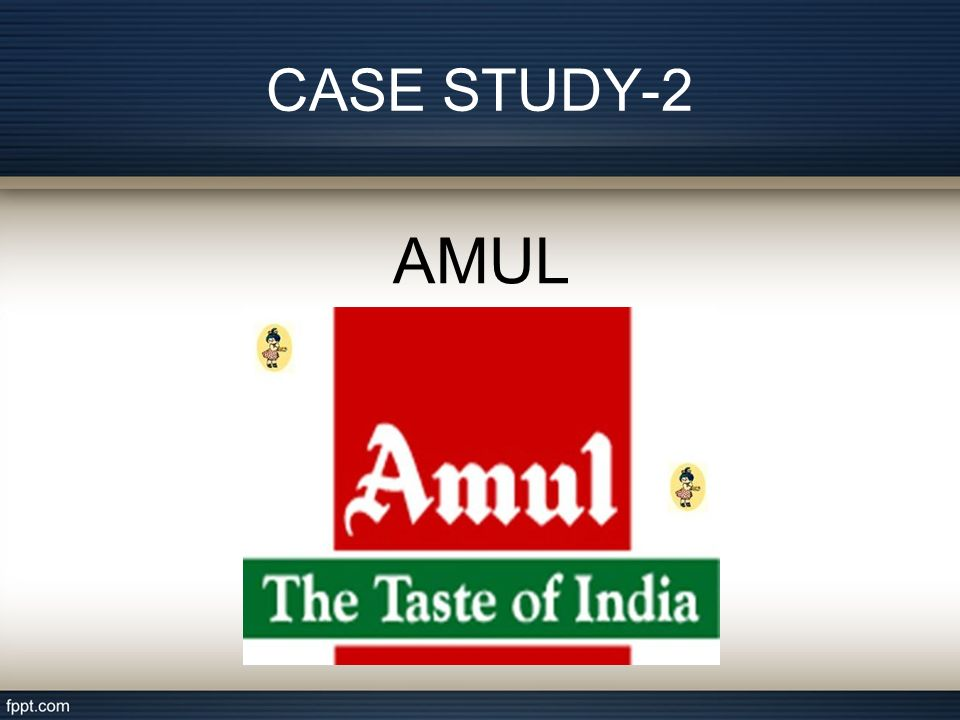 amul case study What you will find in this case study 1) about amul 2) how amul started 3) amul's early stage 4) marketing strategy 5) social media strategy 6) results achieved.