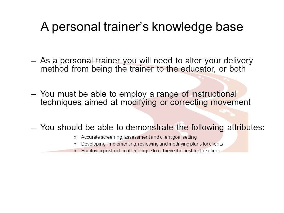 how to build client base personal trainer
