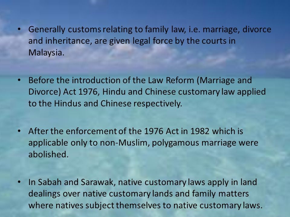 "marriage and divorce rights in hindu tradition ""divorce under hindu law whether an amendment of section 13 of the hindu marriage act, 1955 is required in order to include irretrievable breakdown of marriage as a ground for divorce abstract this paper discusses the origin, current usage and future prospects of irretrievable breakdown of marriage as a ground for divorce under hindu law."