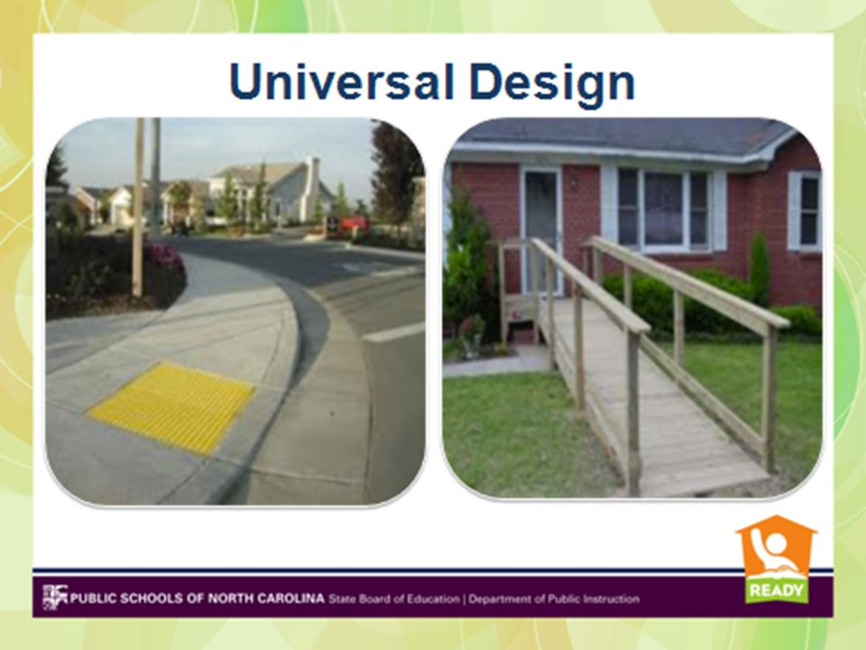 Universal Design Classroom Examples ~ Universal design for learning differentiation rti region