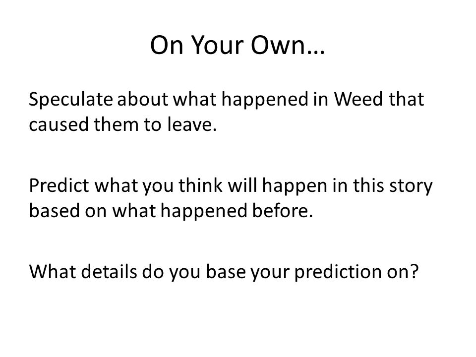 of mice and men what u think happened in weed essay What d u think any  for my of mice and men essay  with the girl in the red dress in weedyou can also use qoutes from the book.