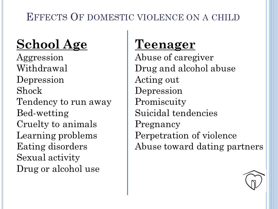 essay on domestic violence effects on children The effects of domestic violence, both in the long and the short-term can be extremely detrimental to the physical, psychological and financial health of the victim a pressing issue is the effect on the psychological health of children who witness spousal abuse.