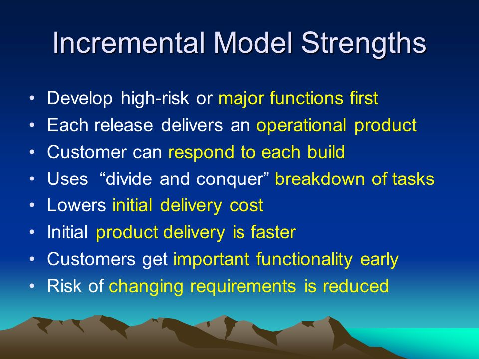 strengths and weaknesses of the product life cycle There are a few strength and weaknesses of a systems development life cycle the advantages are: easy to use, can manage easier due to rigidity and is.