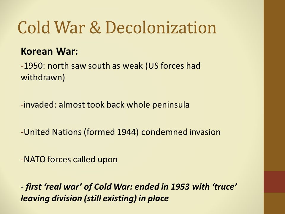 dbq 23 decolonization and revolution Dbq 14: decolonization and revolution: 1945-1975 (adapted from document-based assessment for global history, walch education) historical context: following world war ii, there were major.