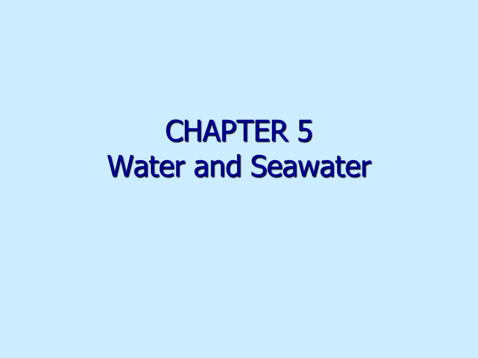 chapter 1 water Chapter one 2 cc s going was easy going, the plastic container reid only for eleven years, nya could switch the hanéke from one to  a long walk to water ch 1-3 .