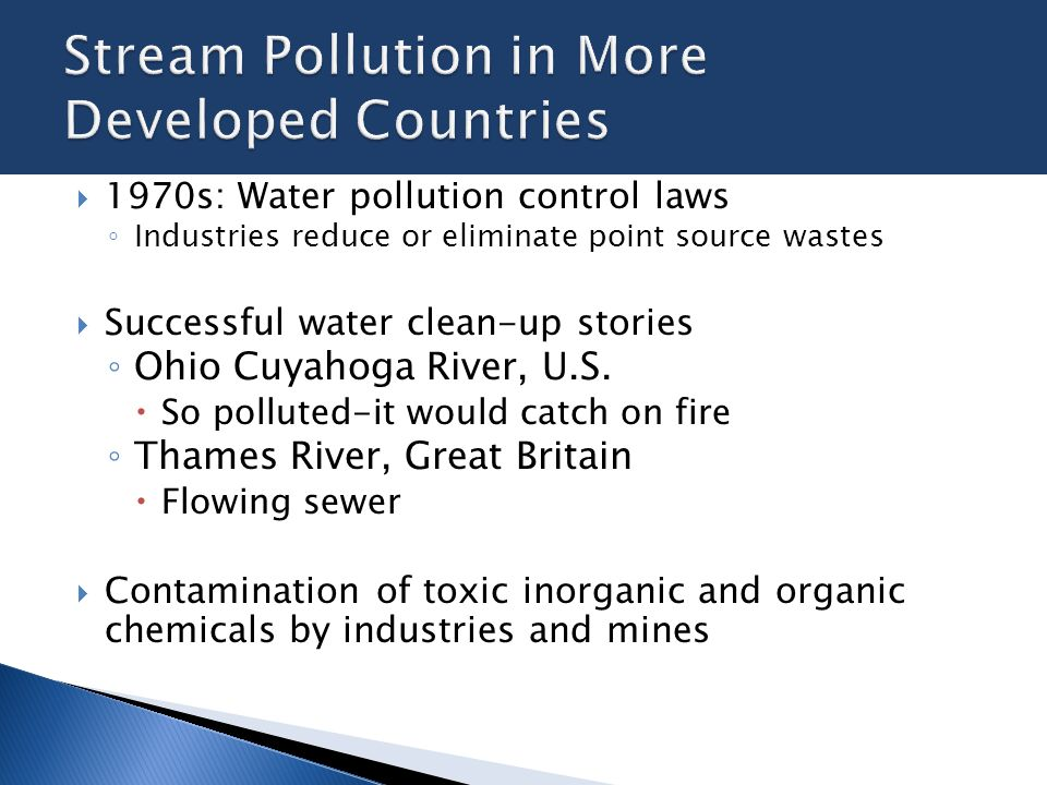 pollution in developed countries Compare urban air pollution problems in developed countries with those in developing countries differentiate between the challenges of solving air pollution problems in both the developed and in the developing world.
