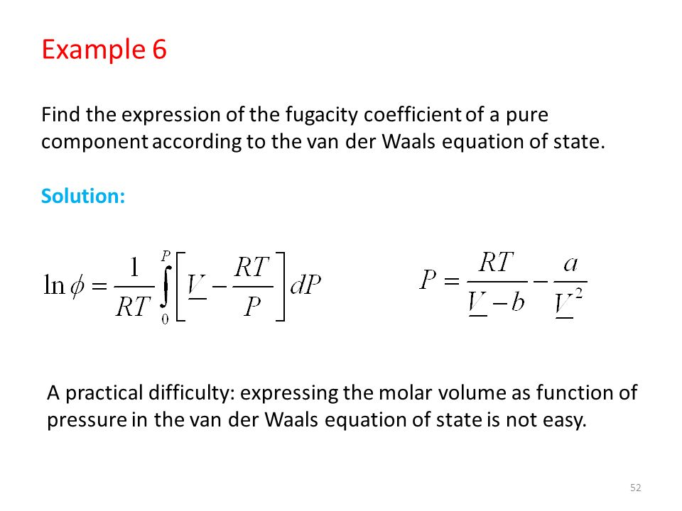 Chapter 7: Equilibrium and Stability in One-Component ...