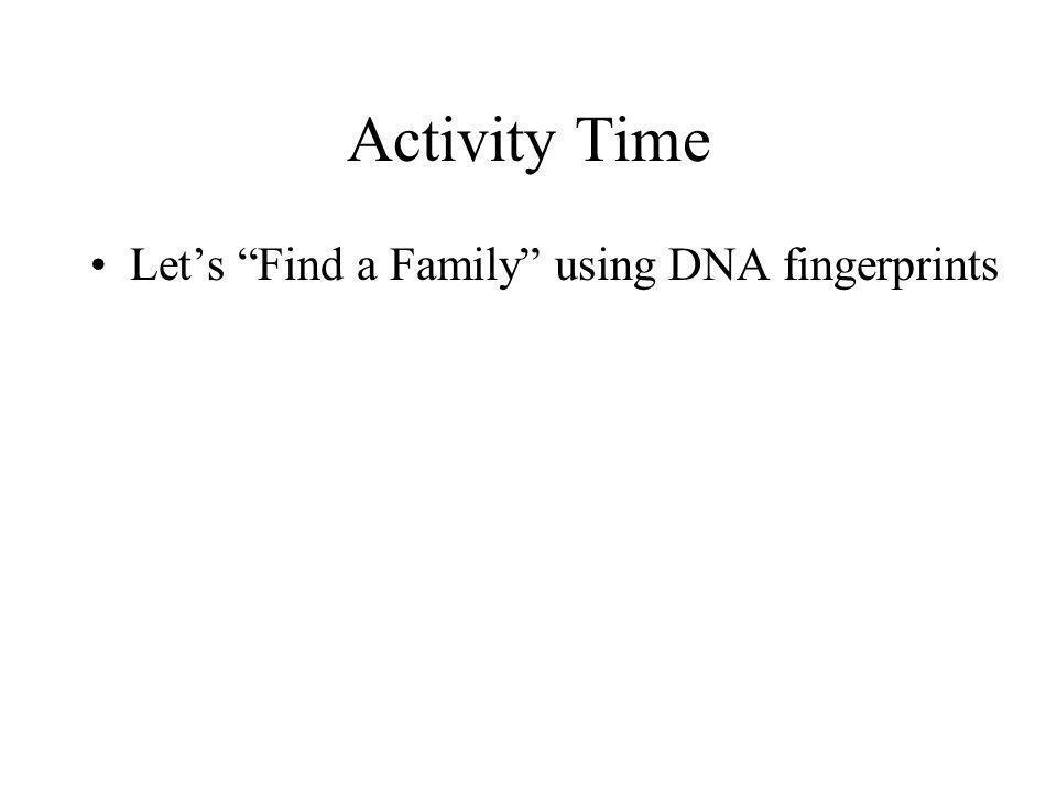 DNA Fingerprinting Techniques ppt video online download – Dna Fingerprinting Worksheet