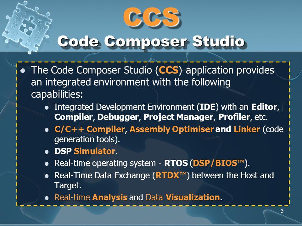 CCS Code Composer Studio