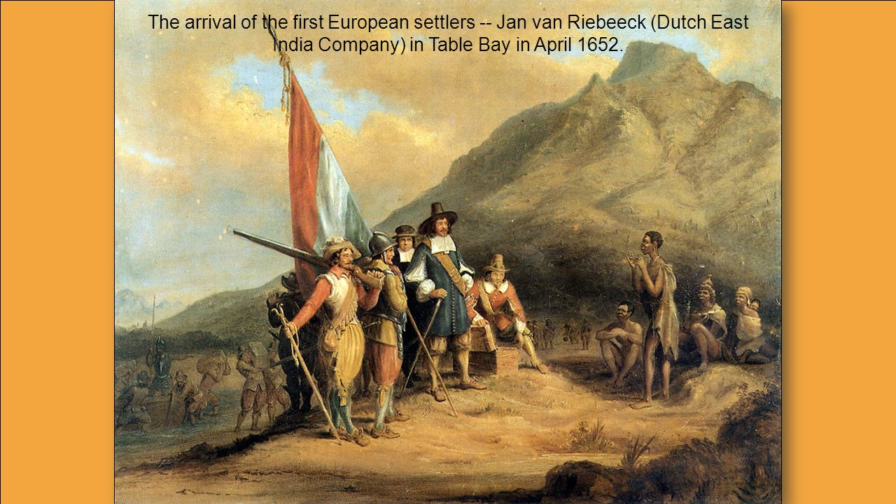 a discussion on the impact of the arrival of european colonists on the indians One of the great american myths claims that before europeans colonists european settlers not the first to the impact was not insignificant and.