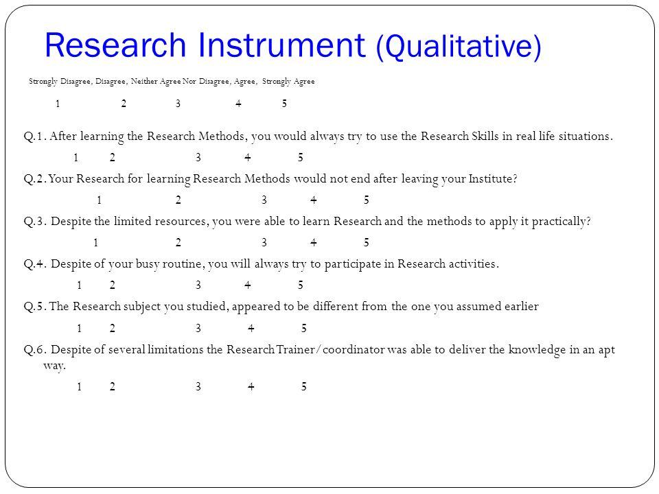 limitations of quantitative research methods pdf