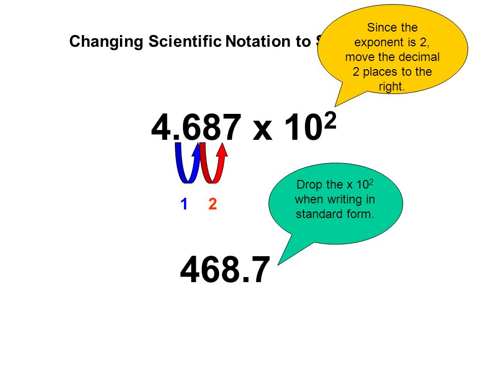Significant Digits And Scientific Notation Ppt Video Online Download