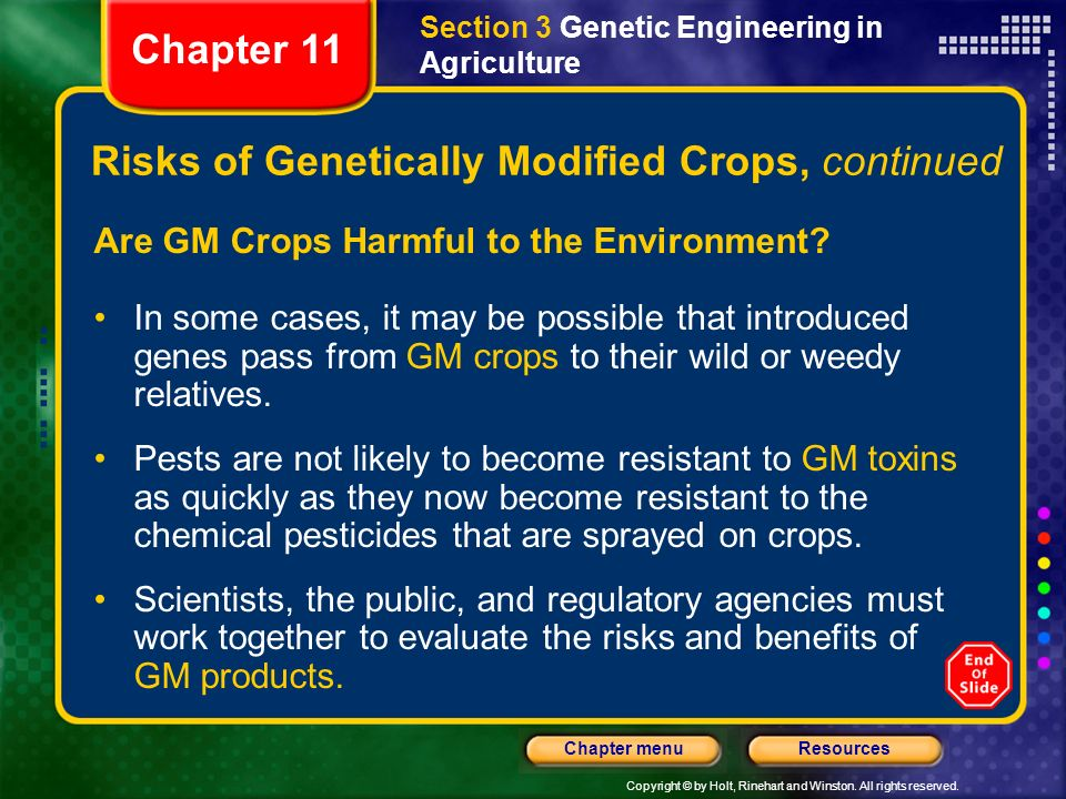 the benefits of genetically modified crops Benefits of genetically modified organisms genetically modified organisms (gmo) refers to plants or crops that have been modified using molecular biology techniques these plants are modified in labs or research centers with the intention of enhancing its desired traits such as pest resistance, enhancing nutrition, etc.