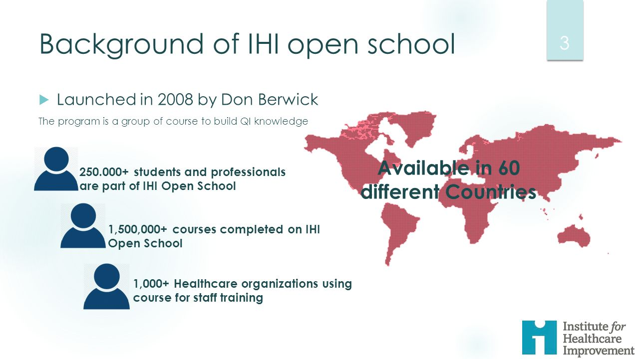Ihi certificate what is it and why you should get it ppt download background of ihi open school 1betcityfo Gallery
