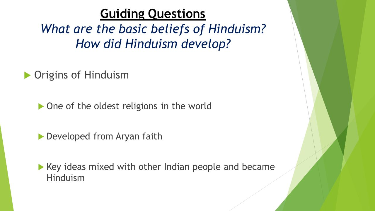 how hinduism influenced and developed the world You mention vedas/brahmans/rishis in your history of yoga well, hinduism is favor hindu world my point that yoga and hinduism developed at the.