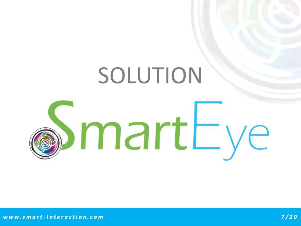 SOLUTION www.smart-interaction.com 7/20
