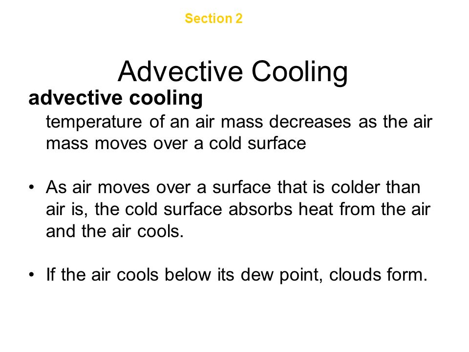 Table of Contents Section 1 Atmospheric Moisture - ppt video ...