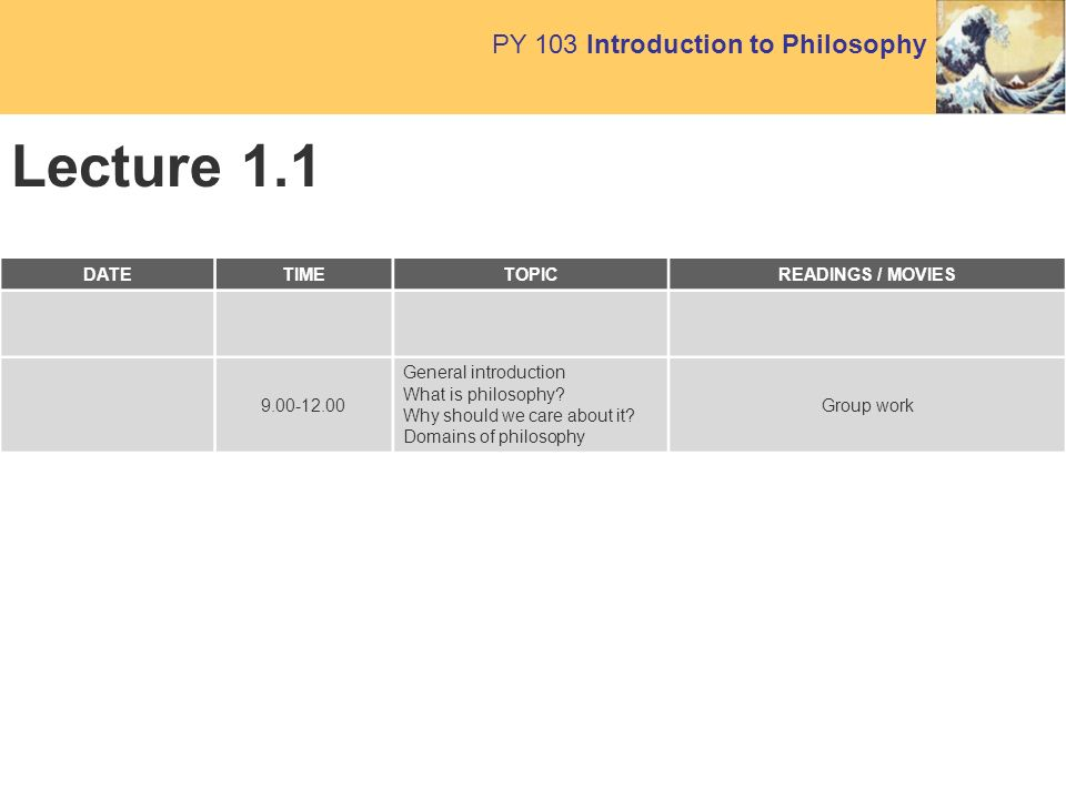 introduction to general philosophy pdf