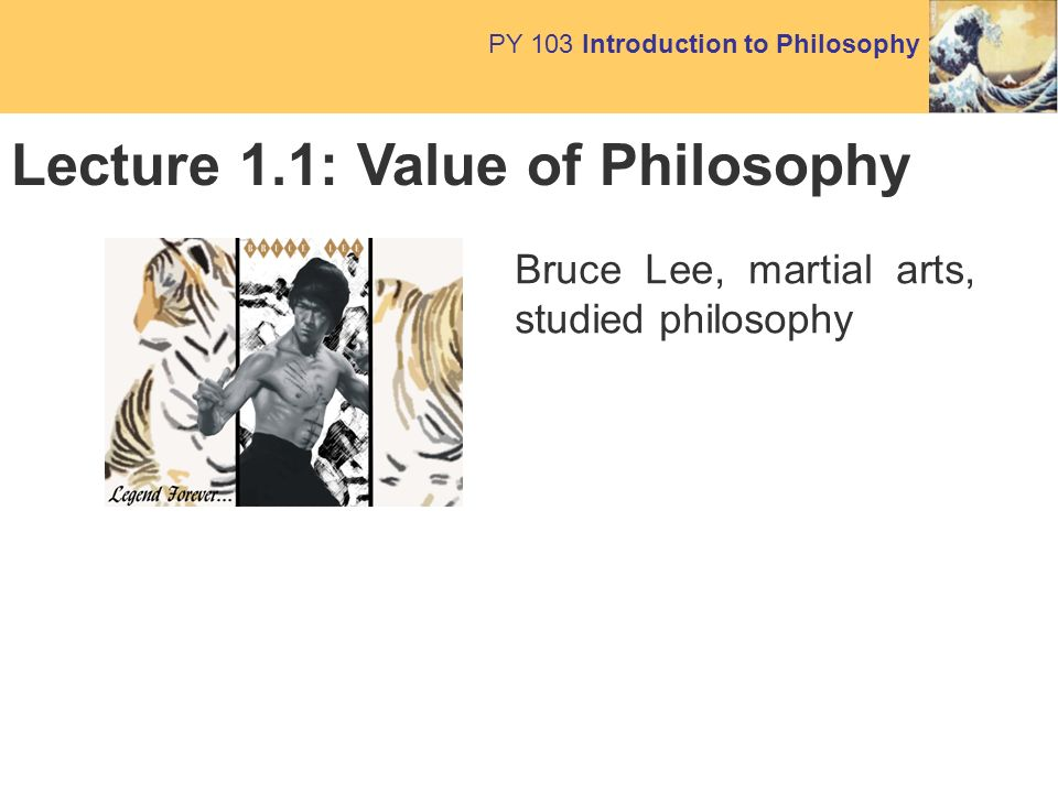 the value of philosophy (b) philosophy can give a different kind of value to your life: not superadded to material value, but a value intrinsically different consider what socrates said about tending your soul (c) the philosophical mind has an awareness that goes beyond the daily round to an understanding of life and the world.