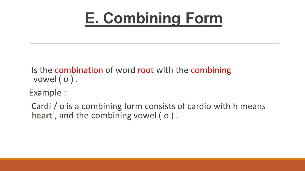 2nd : Define Medical Terminology - ppt video online download