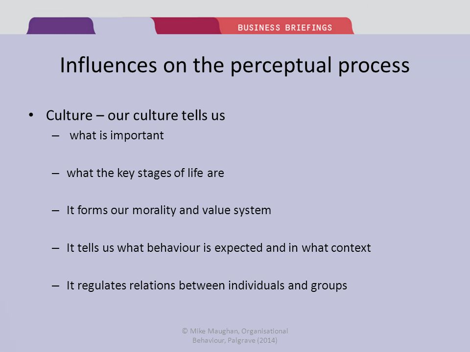 influence of it on organisational behaviour They are believed to have a significant influence on the behavioural and  emotional of individuals (rokeach, 1973), also on the organisational.