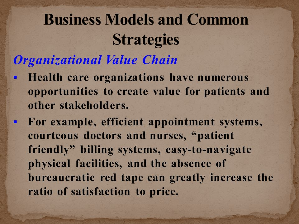 business models systems and organizations Business models, business strategy and innovation david j teece  what the system produces e business models simply aren't necessary there is no problem associ-  in organizational and strategic studies, and in marketing science however, there has been some limited discussion and research on new organizational forms williamson, for.