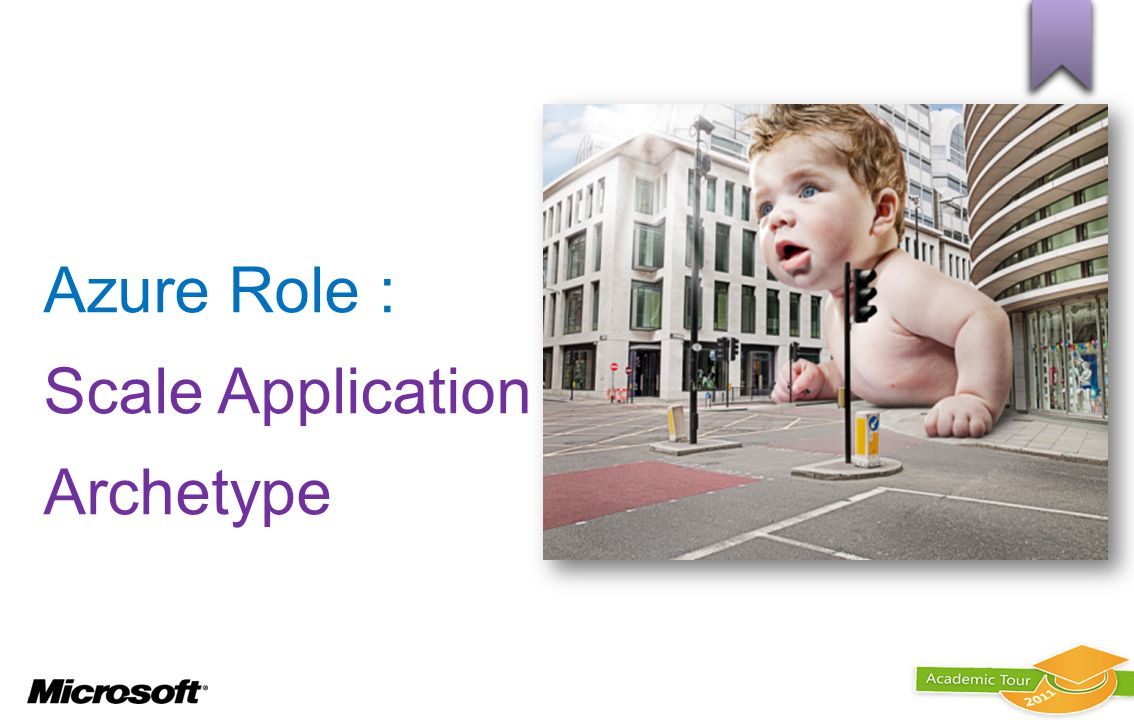 Azure Role : Scale Application Archetype